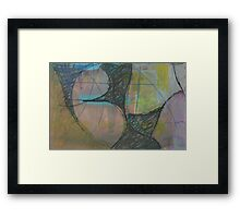 WONDERFUL SHAPES OF THE UNIVERSE(C2015) Framed Print