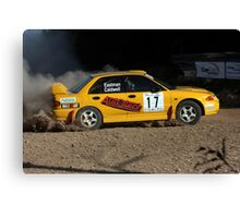 Bindo SS 2 - Rally of Lithgow Canvas Print