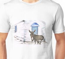 Greek Donkey Unisex T-Shirt