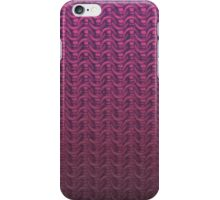 Large Pink Chainmail iPhone Case/Skin