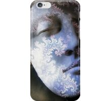 Fractal Dreaming (All proceeds from this work will go for Lyme Disease Research.) iPhone Case/Skin