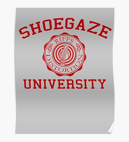 Shoegaze University Poster