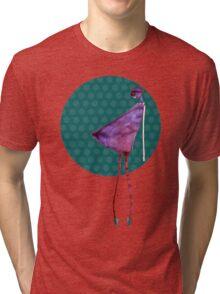 violet diva Tri-blend T-Shirt