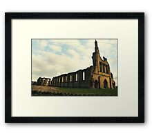 Abbey North Yorkshire Framed Print