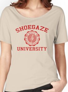 Shoegaze University Women's Relaxed Fit T-Shirt