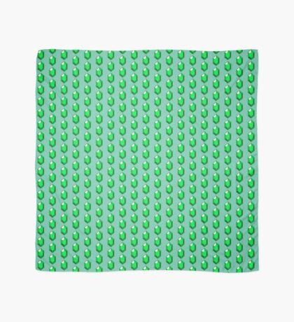 Green Rupee Scarf