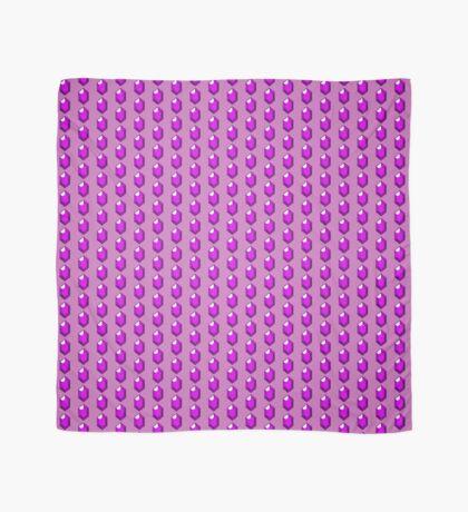 Purple Rupee Scarf