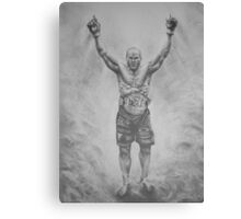 Randy Couture Canvas Print