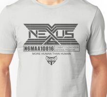 Tyrell Corporation NEXUS Unisex T-Shirt