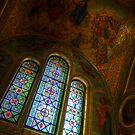 Church Interior 2 by John Roshka