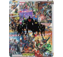 Justice League Silhouette iPad Case/Skin
