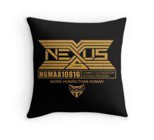 Tyrell Corporation NEXUS Throw Pillow