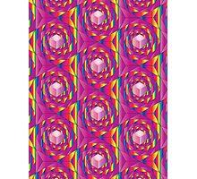 Hyper Cube Photographic Print
