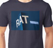 """never corner a rat..."" Dark Unisex T-Shirt"