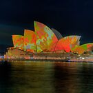Psychedelic Dreaming - Vivid Sydney Festival - The HDR Experience by Philip Johnson