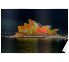 Psychedelic Dreaming - Vivid Sydney Festival - The HDR Experience Poster
