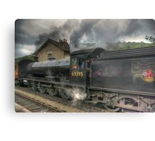 No: 63395 Steam Train Metal Print