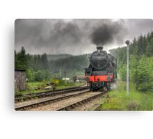 No.45407 'The Lancashire Fusilier' Metal Print