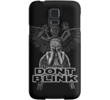 Doctor Who - Weeping Angels - Don't Blink Samsung Galaxy Case/Skin