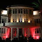 Tel-Aviv celebrates White Night by Segalili