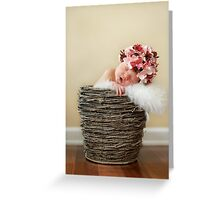 Oh Sweet Baby.... Greeting Card