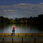 Lake Burley Griffin by MattyWerts