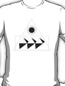A Sun Over the Pyramids T-Shirt
