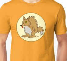 Stubby the Werewolf Unisex T-Shirt