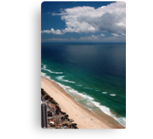 Q1 View © Surfers Paradise Canvas Print