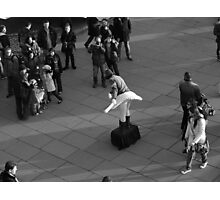 Take a Bow Photographic Print