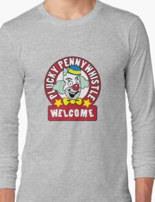 Plucky Pennywhistle's Magical Menagerie Long Sleeve T-Shirt