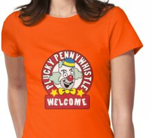 Plucky Pennywhistle's Magical Menagerie Womens Fitted T-Shirt
