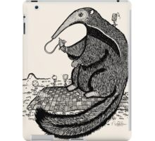 Ants are friends - not food iPad Case/Skin