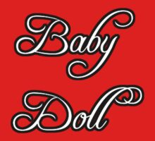 Baby Doll by MorganJoyce