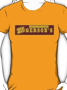 BIGGERSON's T-Shirt