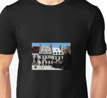 Walking Quebec City Unisex T-Shirt