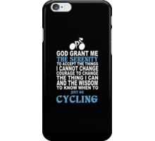 Limited Edition Funny Cycling Tshirts iPhone Case/Skin