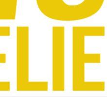 ACA-Believe it!  Sticker