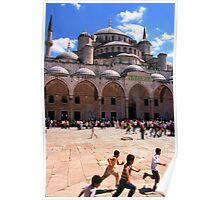 Sultan Ahmed Mosque - Istanbul Poster