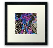 Star-crossed Framed Print