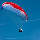ParaGliding by frank Yule