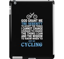 Funny Cycling Tshirts, Mobile Covers and Posters iPad Case/Skin