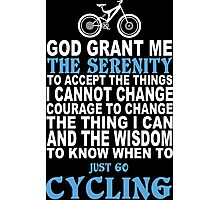 Funny Cycling Tshirts, Mobile Covers and Posters Photographic Print