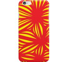 Sundstrom Abstract Expression Yellow Red iPhone Case/Skin