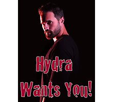 Hydra Wants You! Photographic Print