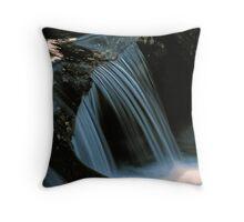 CASCADE,LITTLE RIVER Throw Pillow