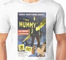 The Mummy (Blue) Unisex T-Shirt