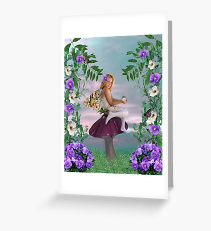 Fantasyland Greeting Card