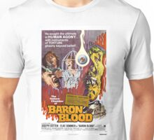 Baron Blood (Red) Unisex T-Shirt