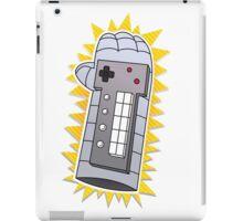 Maximum Gaming Power! iPad Case/Skin